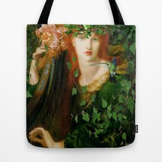 Hummingbird Song Tote Bag