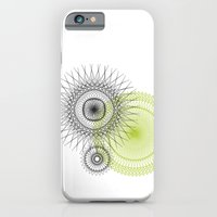 Modern Spiro Art #3 iPhone 6 Slim Case