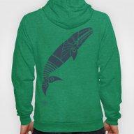 Gray Whale Hoody