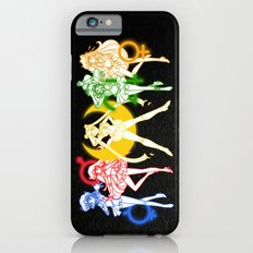 Sailor Scouts / Sailor Moon iPhone 6s Slim Case