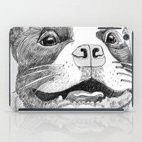Bunix Pug iPad Case