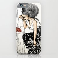iPhone & iPod Case featuring Romantic by ValD