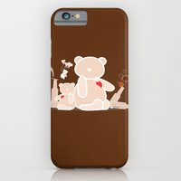 iPhone & iPod Case featuring A Night with Ted by CarmanPetite