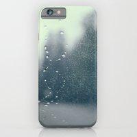 rainy road iPhone 6 Slim Case