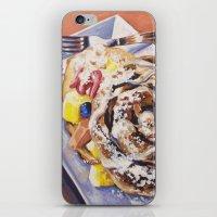 Cinnamon Bun iPhone & iPod Skin