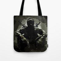 Call Of Duty Camo Tote Bag