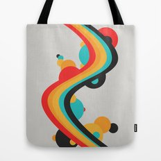 Summer Boom Tote Bag