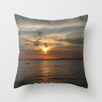 Live and Let Die. Throw Pillow