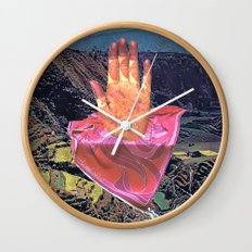 Sensational Fossil Wall Clock