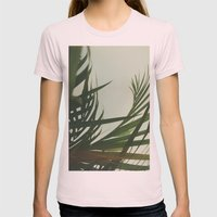 VV III Womens Fitted Tee Light Pink SMALL
