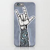 Double Rock Sleeve iPhone 6 Slim Case