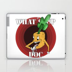 What's Up Doc Laptop & iPad Skin