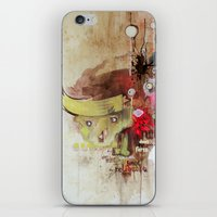 Re Lie Able iPhone & iPod Skin