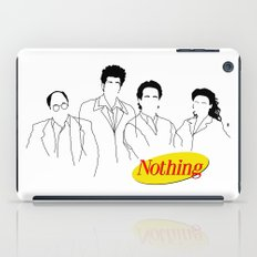 A Show About Nothing iPad Case