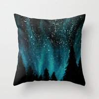 bury your flame Throw Pillow