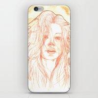 Diva 001 iPhone & iPod Skin