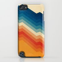 iPod Touch Cases featuring Barricade by Tracie Andrews