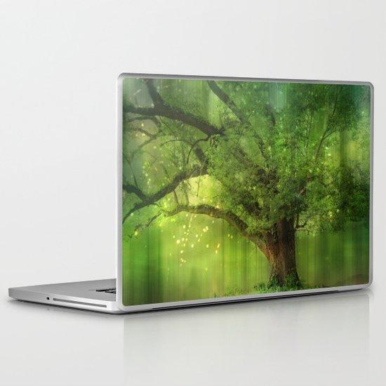 Family Tree Laptop & iPad Skin