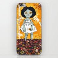 Yellow Flower Room iPhone & iPod Skin