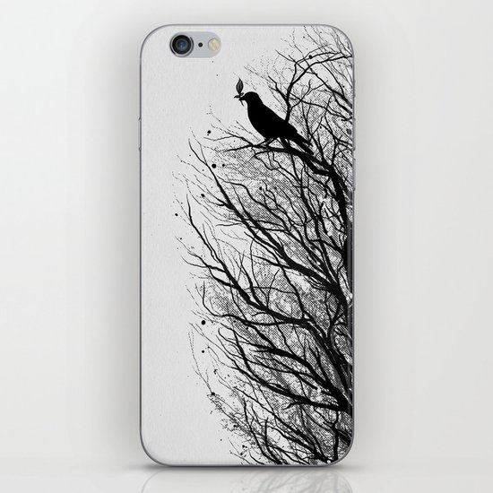 Dead Tree iPhone & iPod Skin
