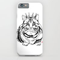 iPhone & iPod Case featuring I am KING by i am gao