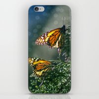 Monarch Moment iPhone & iPod Skin