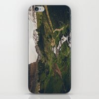 Canadian Rockies iPhone & iPod Skin