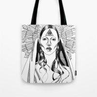 LA MADONE Tote Bag