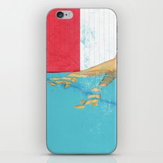 Underwater iPhone & iPod Skin