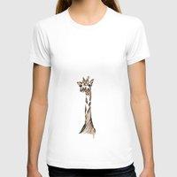 giraffe T-shirts featuring Giraffe by Ilariabp.art
