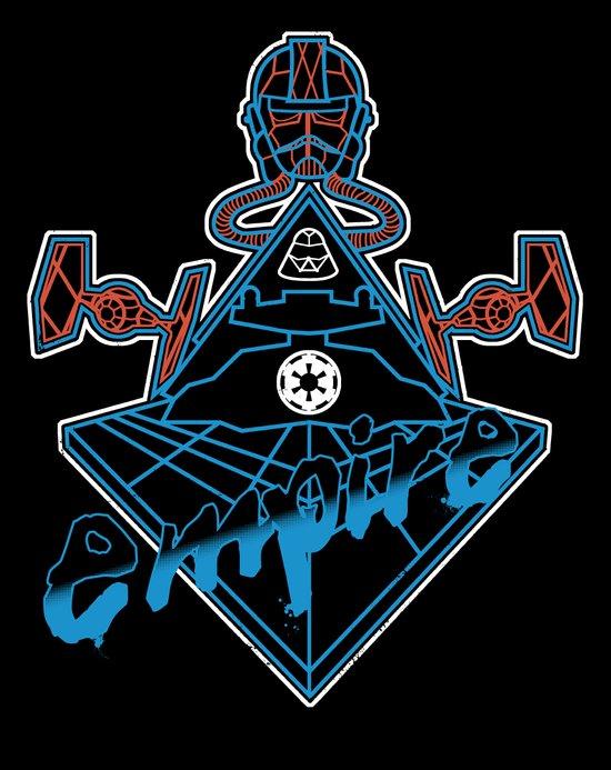 Imperial Punk Canvas Print