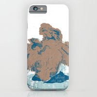 Surtseyan Volcanic Eruption iPhone 6 Slim Case
