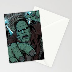 It's Alive Stationery Cards