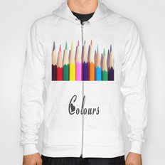 Colours Hoody