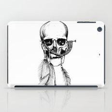 Skull of Time iPad Case