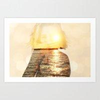 Insideout 5 Art Print