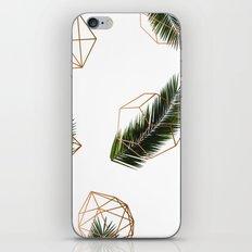 Palm + Geometry V2 #society6 #decor #buyart iPhone & iPod Skin