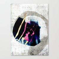 Color Studies 4 Canvas Print