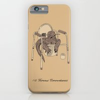Varanus Commodeensis iPhone 6 Slim Case