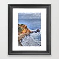 Southern California Framed Art Print