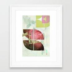 Slumberland Framed Art Print