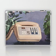 Late Nite Phone Talks Laptop & iPad Skin