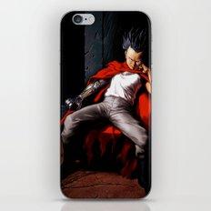Tetsuo Throne iPhone & iPod Skin