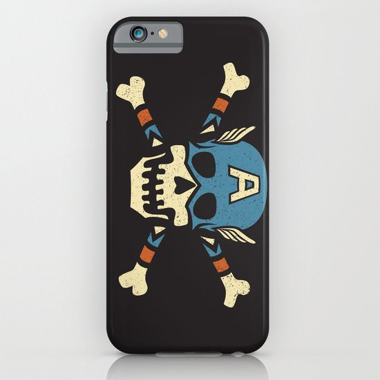 Captain 'Jolly' Rogers  iPhone & iPod Case
