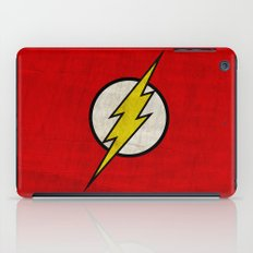 Flash (Super Minimalist series) iPad Case