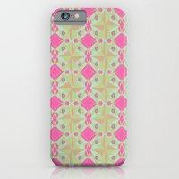 Spring Garden Pattern iPhone 6 Slim Case