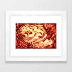 Adrenaline Rush Framed Art Print
