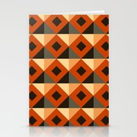 MRABA pattern 3 Stationery Cards
