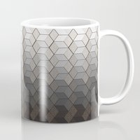 Pattern #6 Greyscale Mug