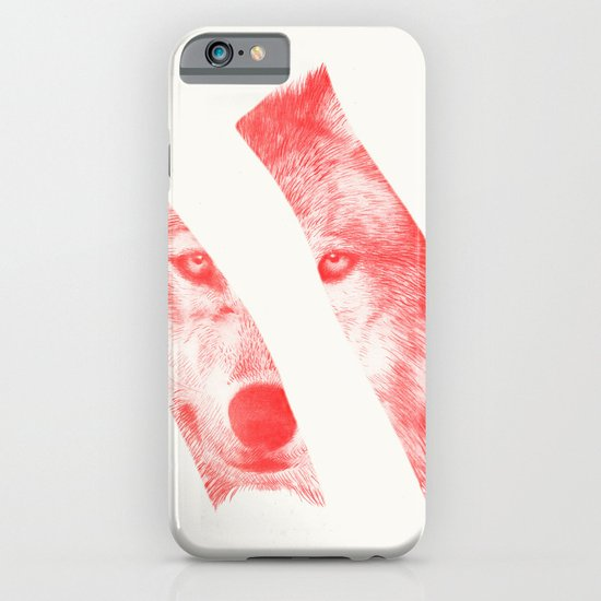 Red - by Eric Fan and Garima Dhawan  iPhone & iPod Case